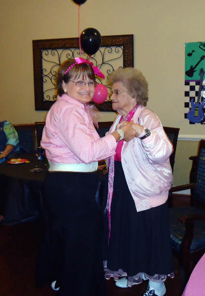Crown Cypress Assisted Living - Activities - dance