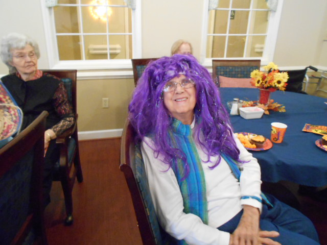 Crown Cypress Assisted Living - Activities - hair