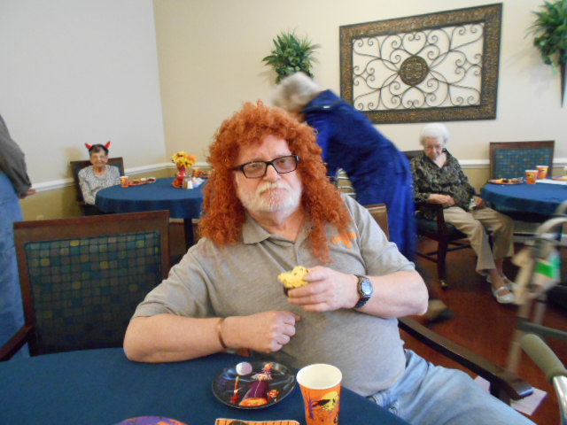 Crown Cypress Assisted Living - Activities - parties