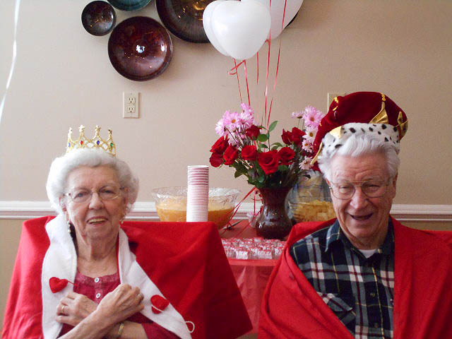 Crown Cypress Assisted Living - Activities - royalty