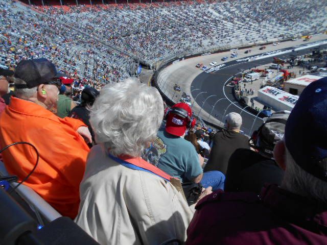 Crown Cypress Assisted Living - Bristol Speedway - race