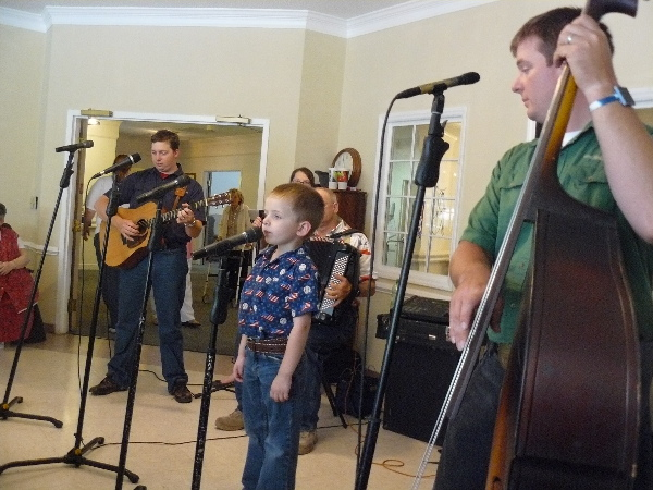 Crown Cypress Assisted Living - Activities - performances