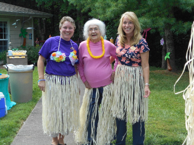 Crown Cypress Assisted Living - Activities - hula