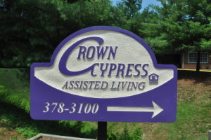 Crown Cypress, Assisted Living, Home health,